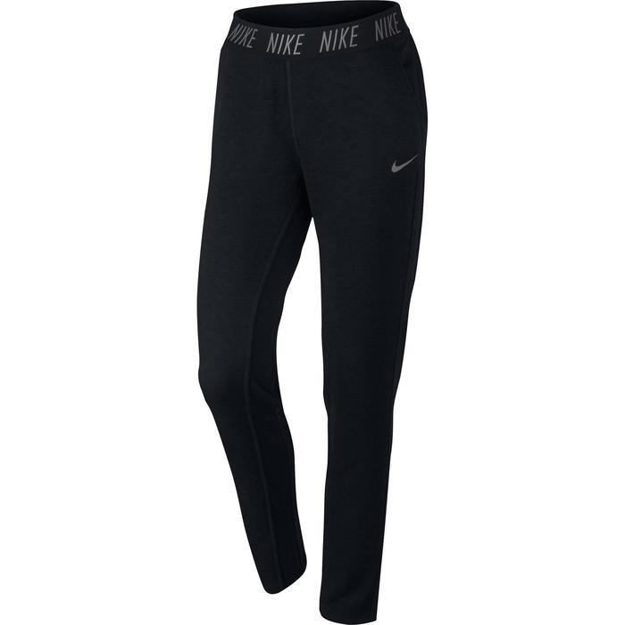 Pantalón de gimnasia y pilates para mujer negro
