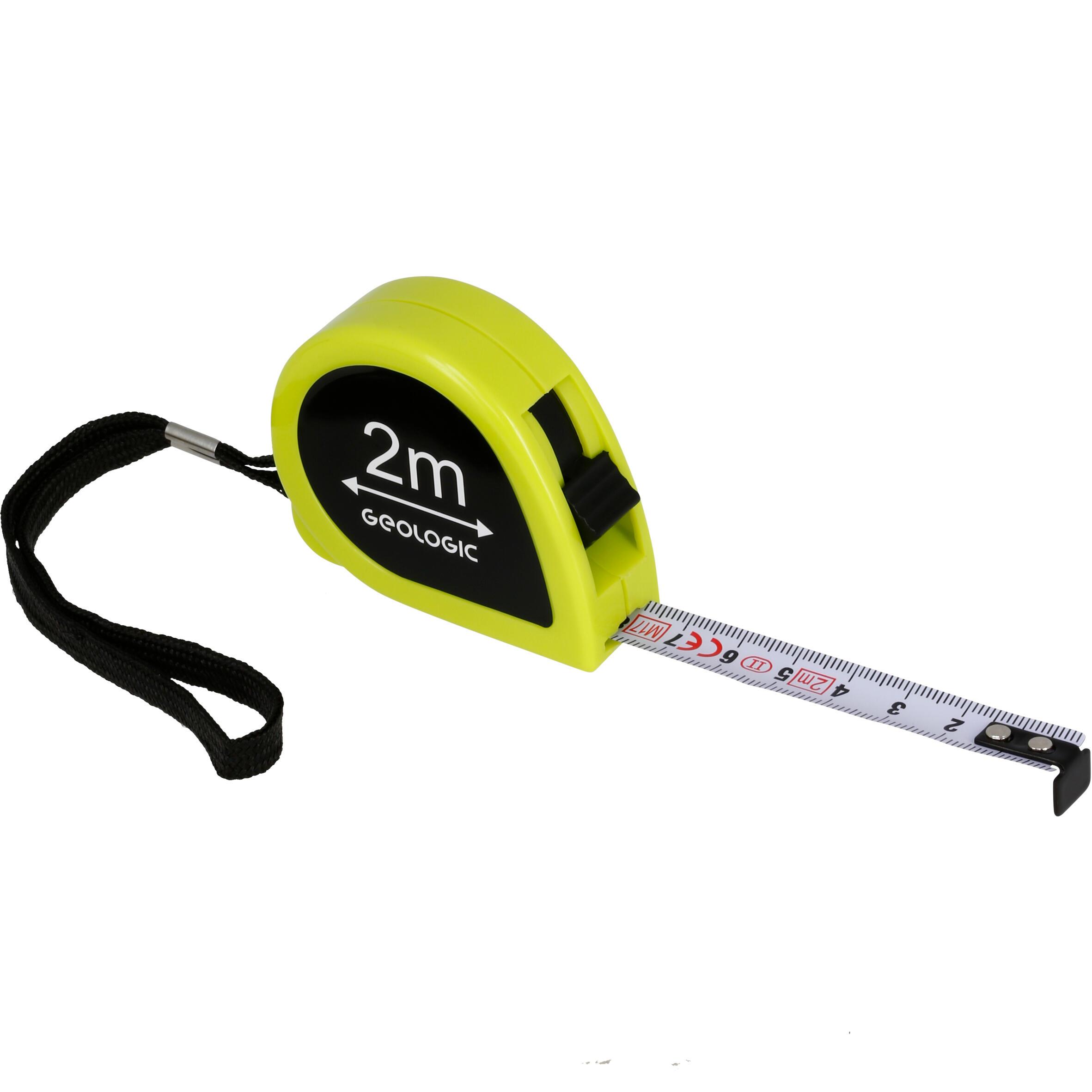 Petanque Accessory Tape Measure