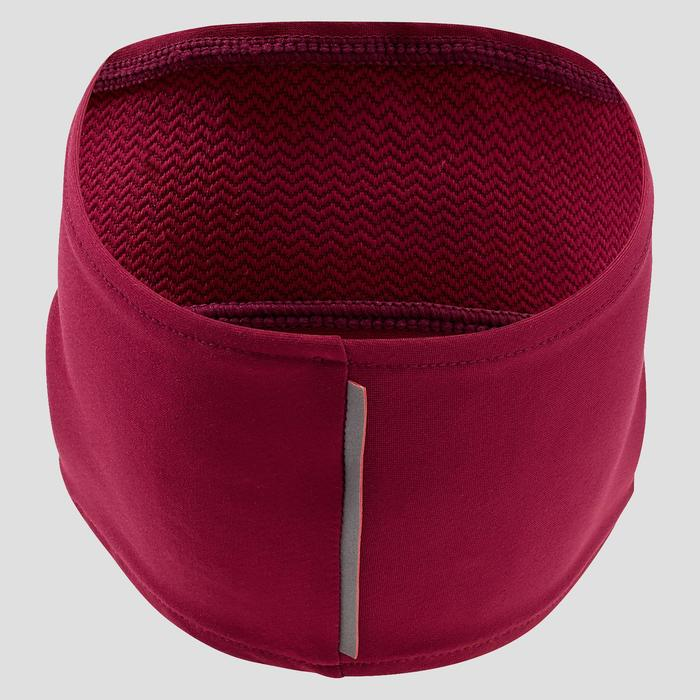 BANDEAU RUNNING CHAUD POURPRE