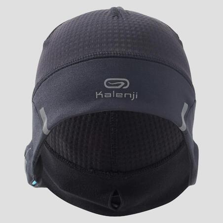 """Bėgimo kepurė su """"Bluetooth"""" sąsaja muzikos klausyti ‒ juoda"""
