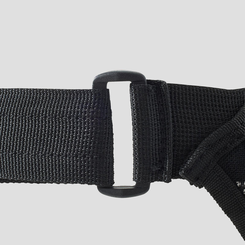 Bottle Carrier Running Belt - Black
