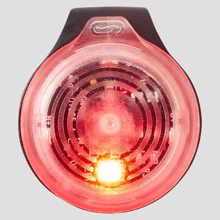 Flashing Run Light - Red