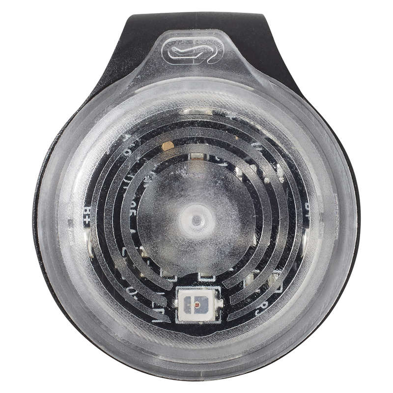 Láthatósági kiegészítők Futás - Villogó fényű lámpa KIPRUN - Kiegészítők