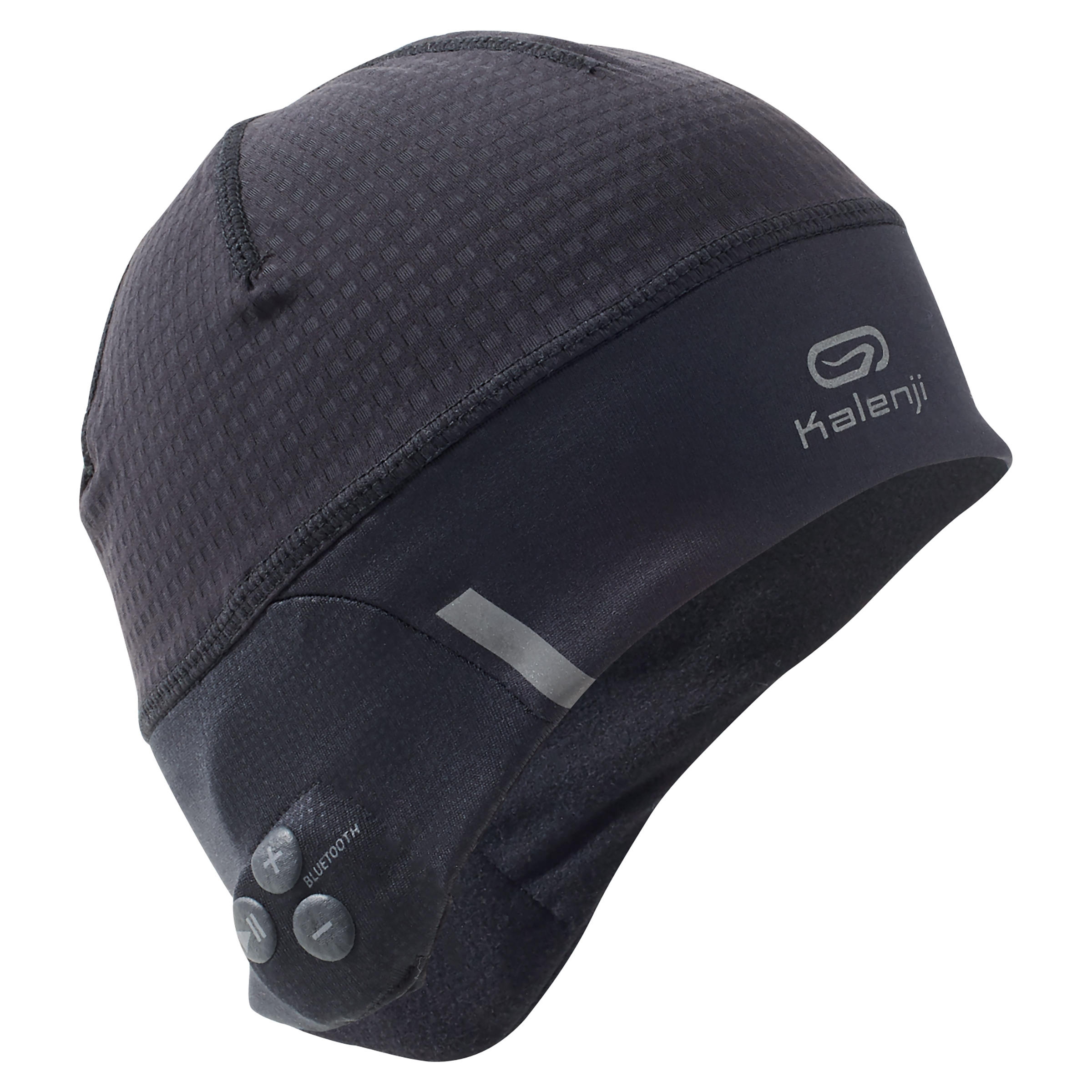 Bluetooth Music Running Hat - Black