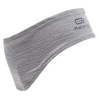 BANDEAU COURSE CHAUD GRIS CHINÉ