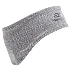 BANDEAU RUNNING CHAUD GRIS CHINé