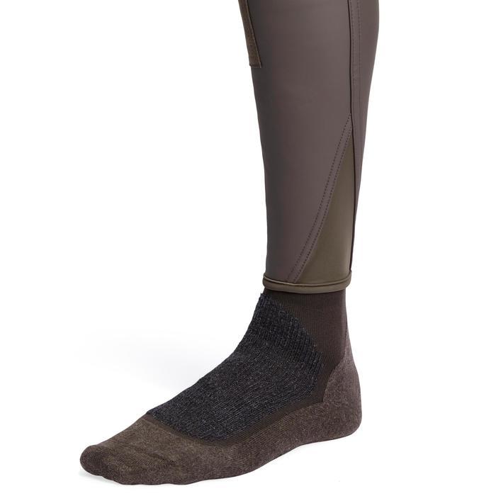 Pantalon chaud et imperméable équitation homme KIPWARM - 1214302