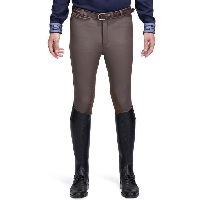 Pantalon chaud et imperméable équitation homme KIPWARM - 1214303