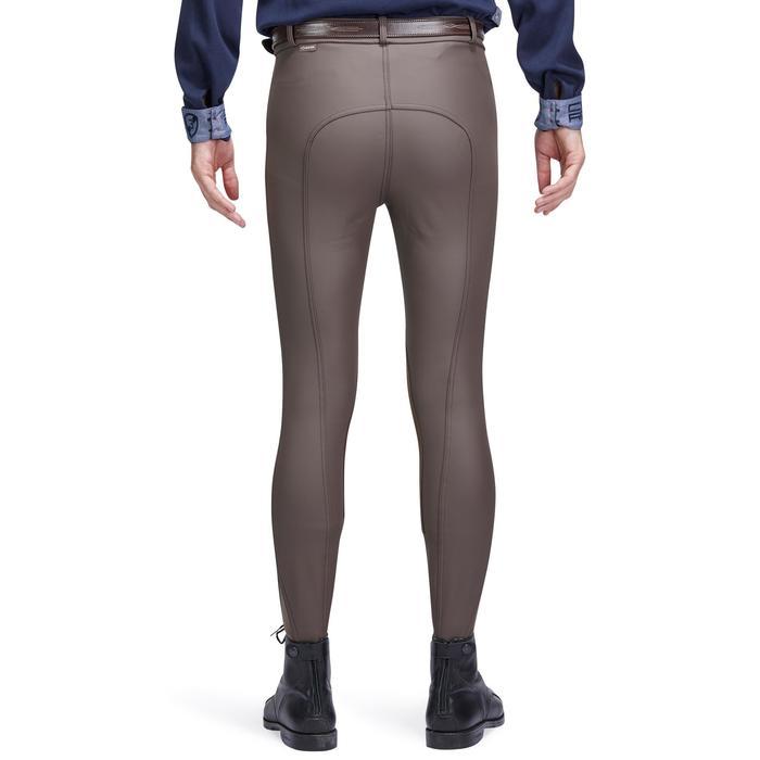 Pantalon chaud et imperméable équitation homme KIPWARM - 1214305