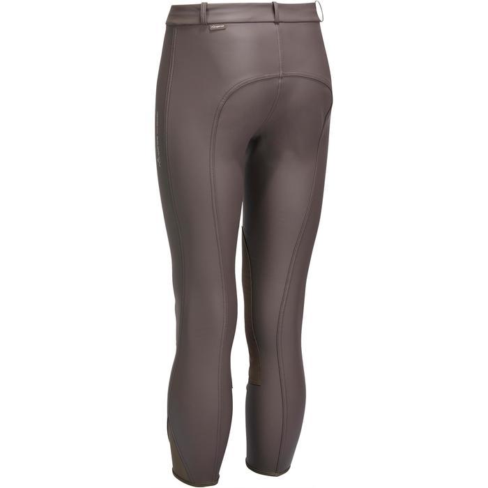 Pantalon chaud et imperméable équitation homme KIPWARM - 1214311