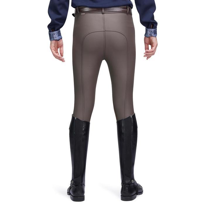 Pantalon chaud et imperméable équitation homme KIPWARM - 1214312