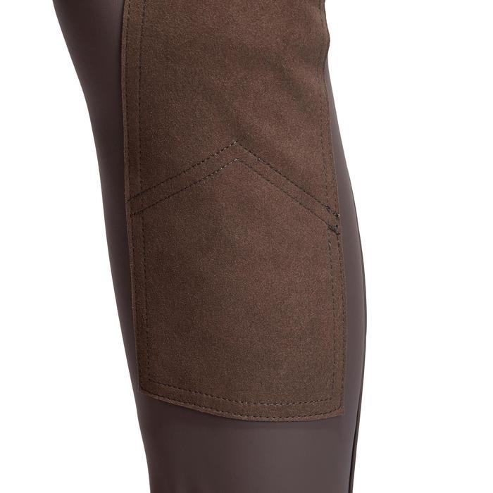 Pantalon chaud et imperméable équitation homme KIPWARM - 1214313