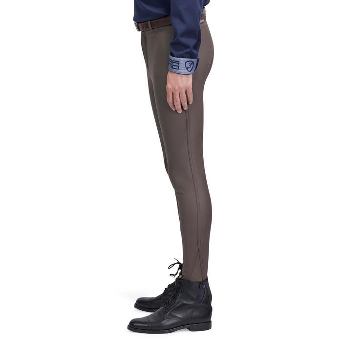 Pantalon chaud et imperméable équitation homme KIPWARM - 1214316