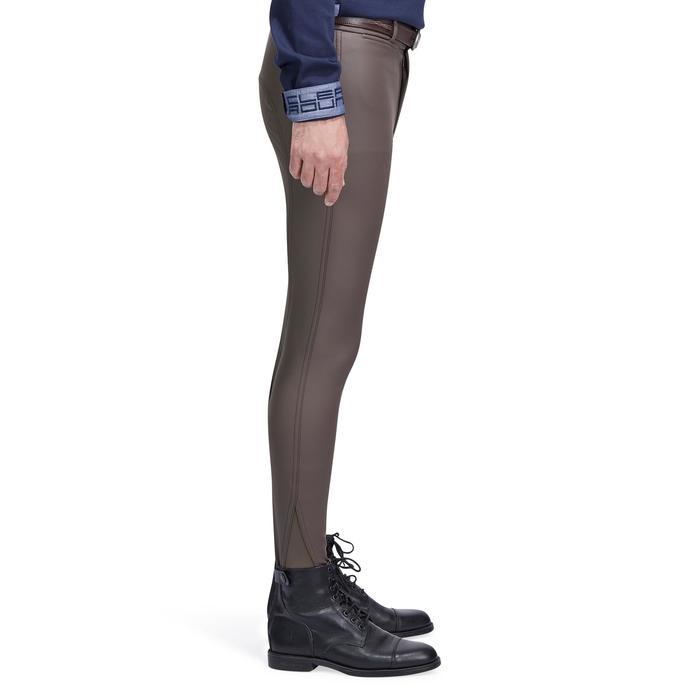 Pantalon chaud et imperméable équitation homme KIPWARM - 1214318