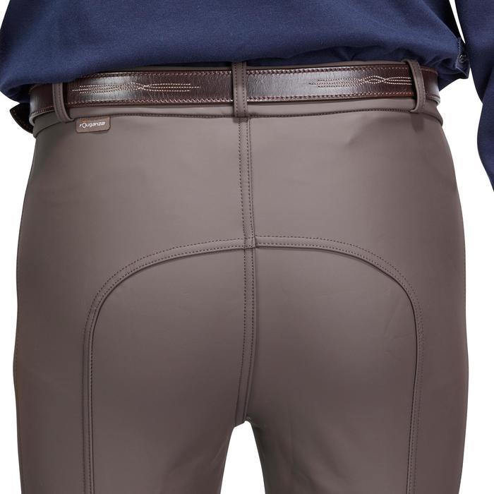 Pantalon chaud et imperméable équitation homme KIPWARM - 1214320