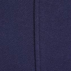Winter-Reithose Victoria warm Full seat Vollbesatz Damen marineblau