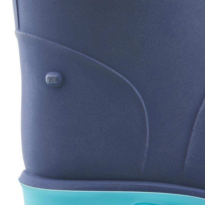 Reitstiefel 100 Baby marineblau