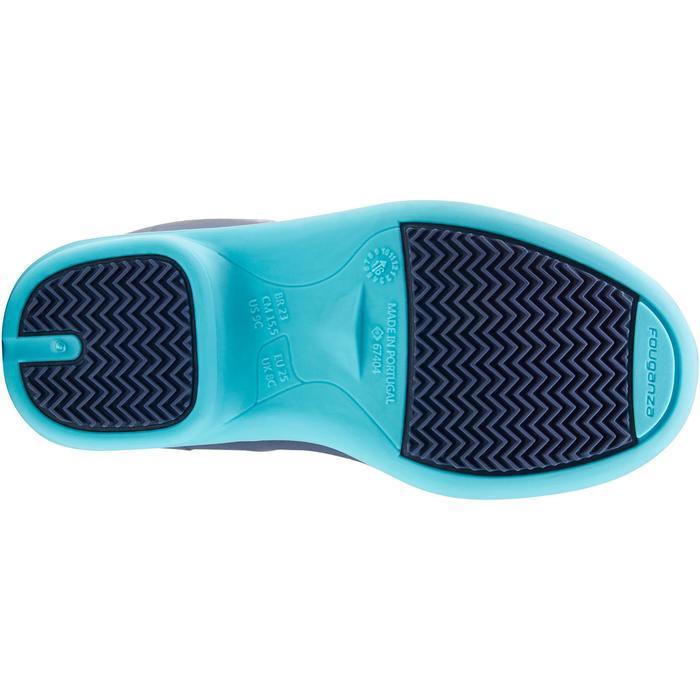 Laarzen ruitersport peuters HB 100 marineblauw