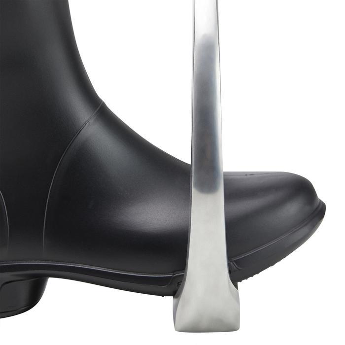 Botas de equitación bebé BH 100 negro