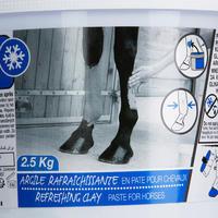 """רכיבה - חימר מקרר לסוסים וסוסי פוני - 2.5 ק""""ג"""