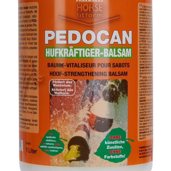 Zalf voor hoeven van paarden en pony's Pedocan kleurloos 1 l