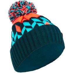 Far North Adult Ski Hat - Blue Orange