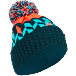 BONNET DE SKI ADULTE GRAND NORD BLEU ORANGE