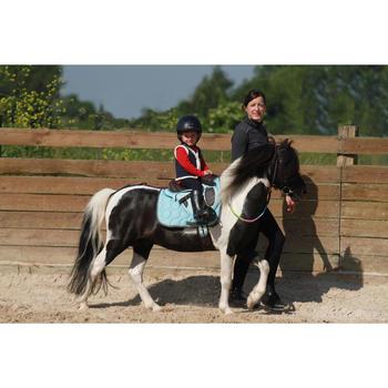 Croupière pour selle poney synthétique 100 - 121461