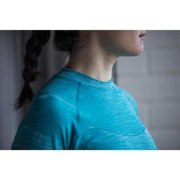 Fietsondershirt lange mouwen dames 500 - 1214618