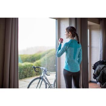 Sous-vêtement manches longues vélo femme 500 - 1214622