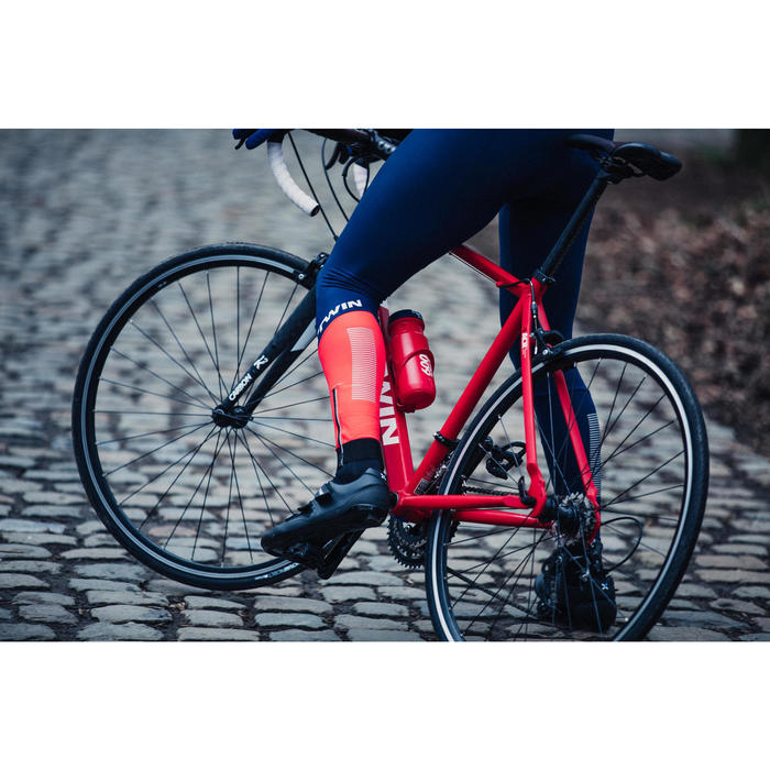 VELO ROUTE CYCLOTOURISTE TRIBAN 500 ROUGE