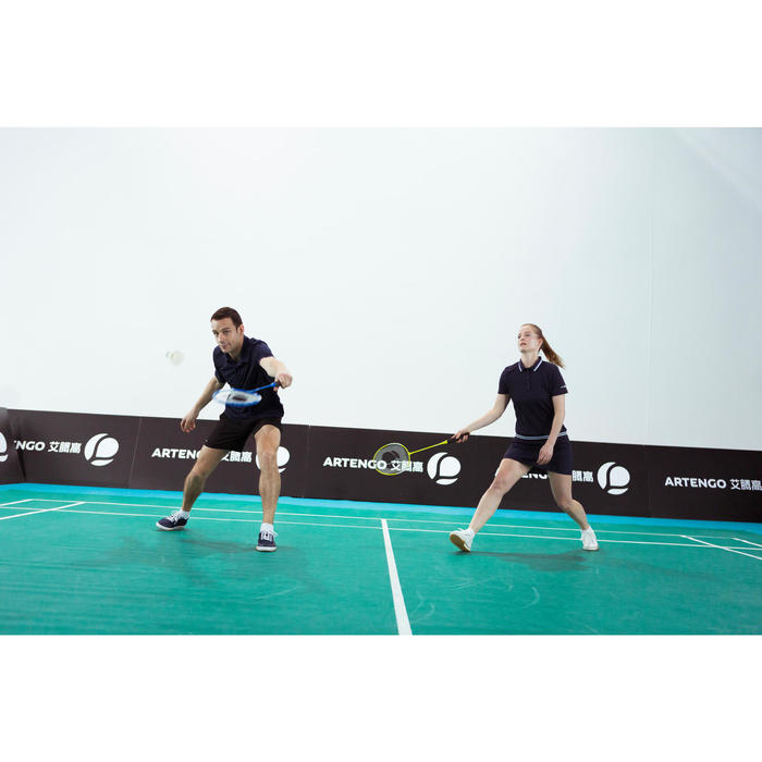BS700 Badminton Shoes - Navy - 1214937