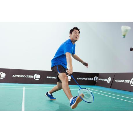 Bleu Bs730 Artengo Man De Chaussures Blanc Badminton R0qHAX