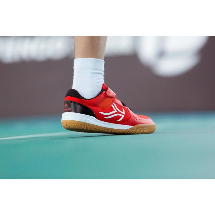 Hallenschuhe BS 730 Badminton/Squash/Tischtennis Kinder