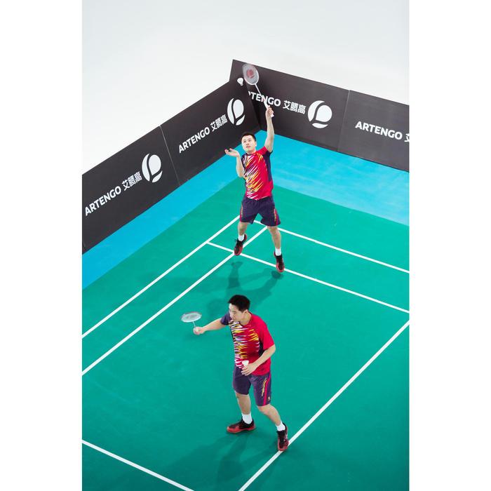 Badmintonracket BR 990 V voor volwassenen wit