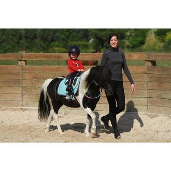Bottes équitation enfant SCHOOLING BABY noir - 121520