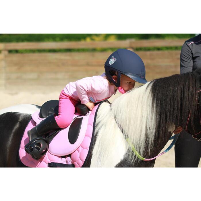 Bottes équitation enfant SCHOOLING BABY noir - 121521