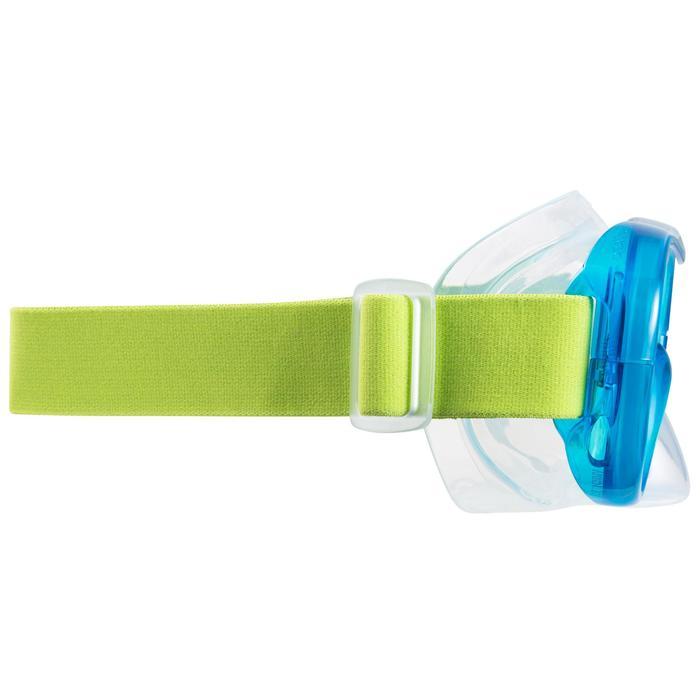 Schnorchel-Set Tuba SNK 520 Kinder grün/blau