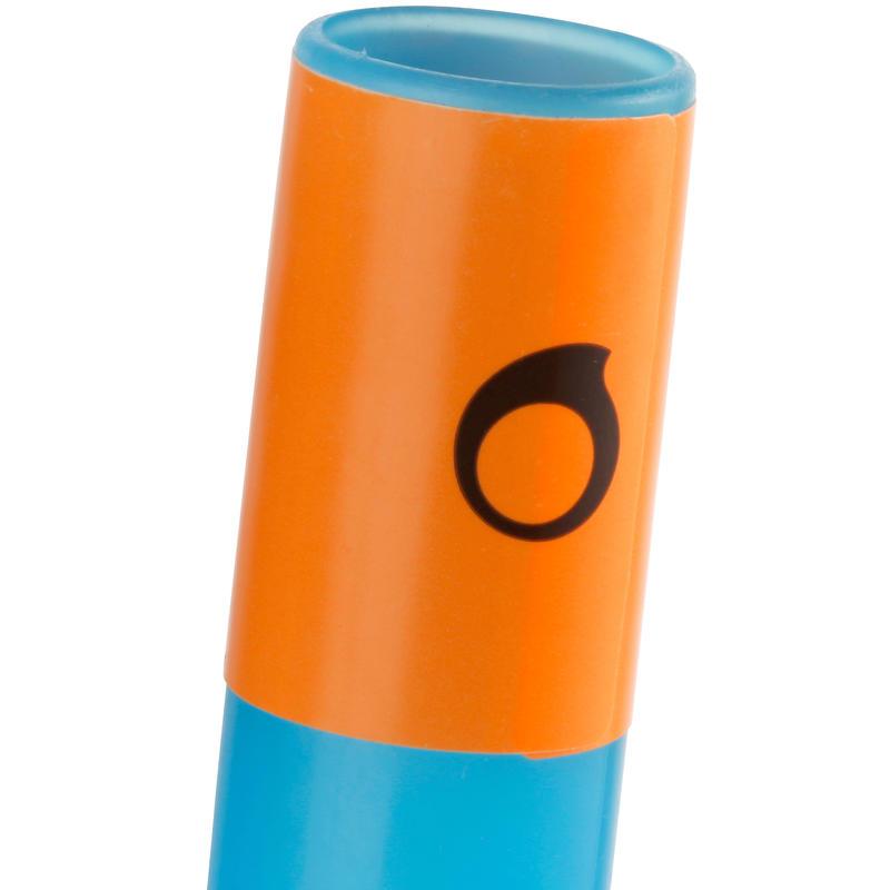 Kit de snorkel máscara con tubo SNK 520 niños verde azul