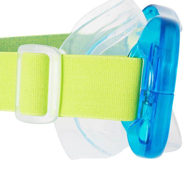 Set duikbril en snorkel SNK 520 voor kinderen - 1215704