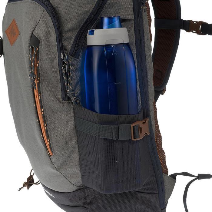 Wanderrucksack Naturwandern NH500 20 Liter grau