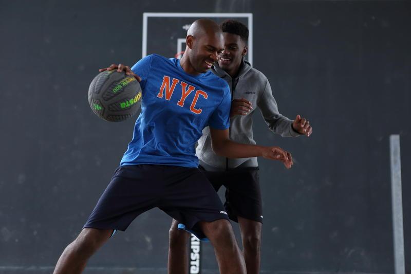 ... Balón de basquetbol adulto Tarmak 500 Magic Jam talla 7 negro ... fd5a07069e9b
