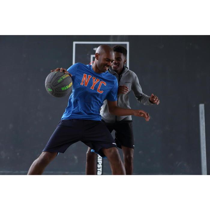 Ballon de basket adulte R500 taille 7. Increvable et ultra agrippant. - 1215826