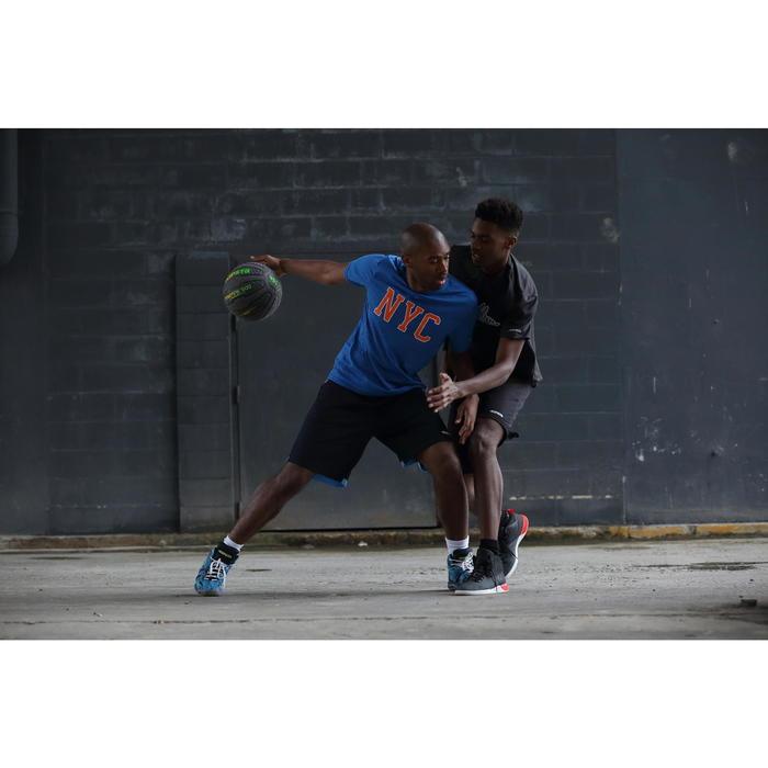 Ballon de basket adulte R500 taille 7. Increvable et ultra agrippant. - 1215836
