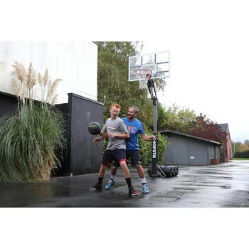 Panier de basket enfant/adulte B900. 2,40m à 3,05m. Se règle et se range en 2mn. - 1216004