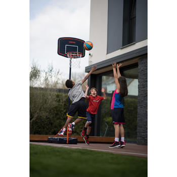 Ballon de basket enfant Wizzy Playground taille 5. - 1216205