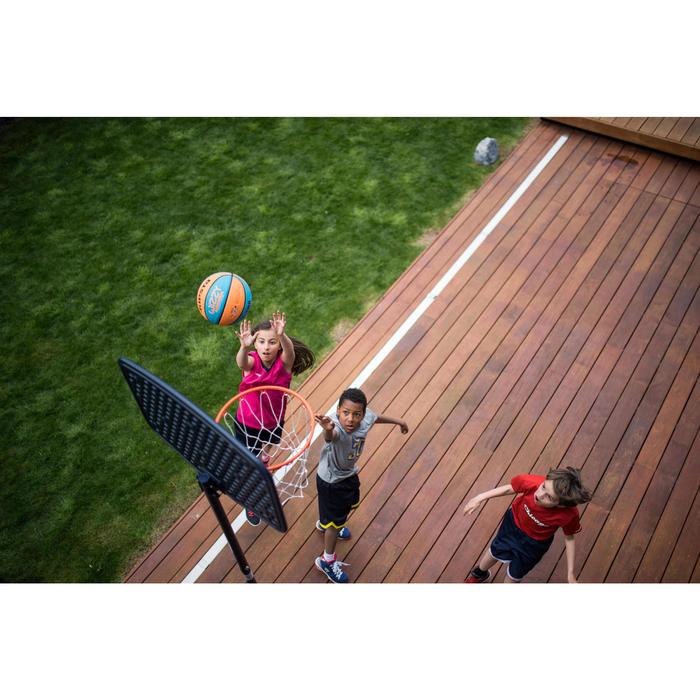 Ballon de basket enfant Wizzy Playground taille 5. - 1216208