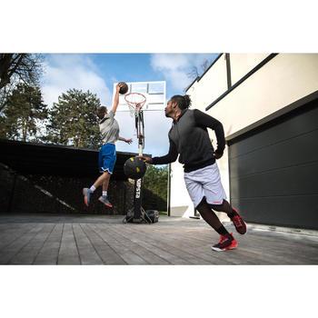 Panier de basket enfant/adulte B900. 2,40m à 3,05m. Se règle et se range en 2mn. - 1216225