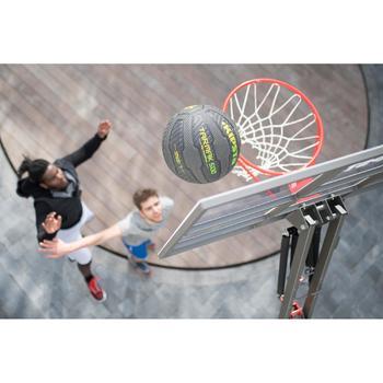 Ballon de basket adulte R500 taille 7. Increvable et ultra agrippant. - 1216230