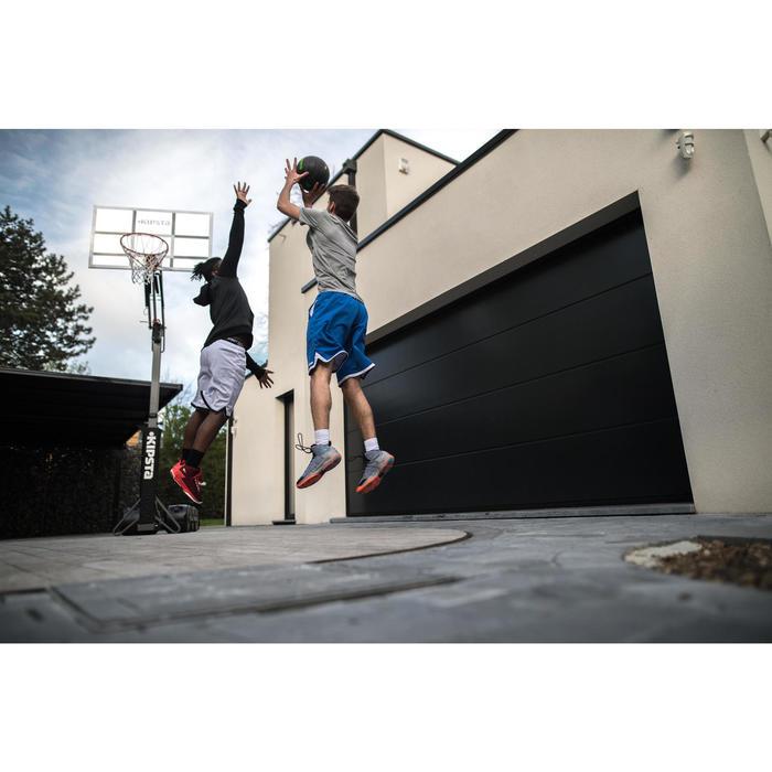 Panier de basket enfant/adulte B900. 2,40m à 3,05m. Se règle et se range en 2mn. - 1216232